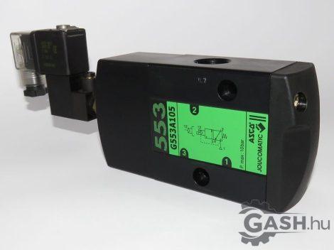 Mágnesszelep egység, Asco Joucomatic G553A105 18900033