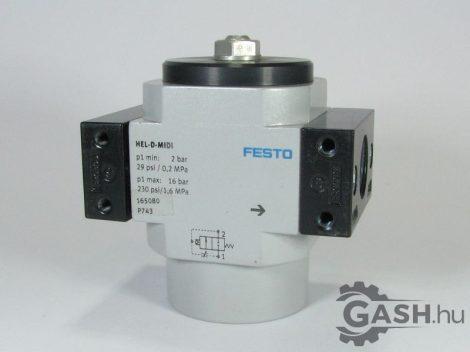 Bekapcsoló szelep, Festo 165080 MGPM40TF-50