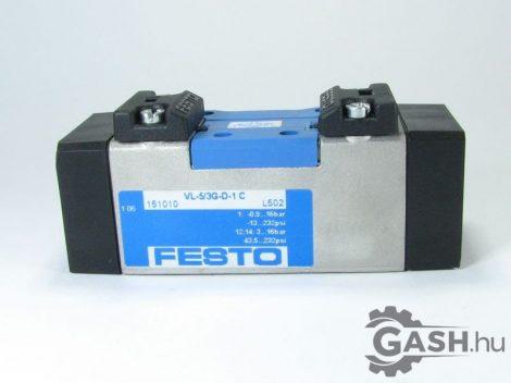 Szelep, Festo 151010 VL-5/3G-D-1-C