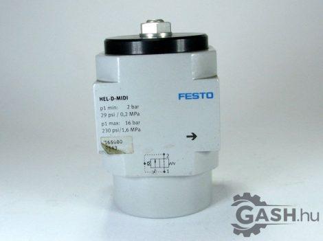 Bekapcsoló szelep, Festo 170691 HEL-D-MIDI 165080