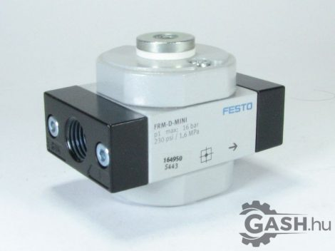 Leágazó modul, Festo 164950 FRM-1/4-D-MINI