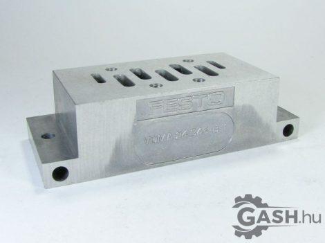 Csatlakozólap, Festo 9485 NAU-1/4-1B-ISO VDMA 24 345-B-1
