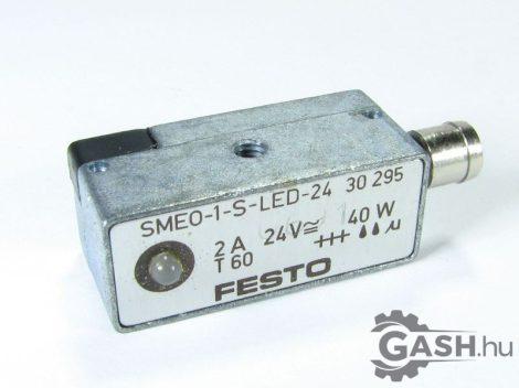 Közelítéskapcsoló, Festo 150848 SMEO-1-S-LED-24 30295