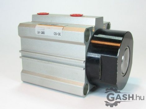 Munkahenger, SMC Pneumatics ERSDQB50-20D - ERSDQB5020D