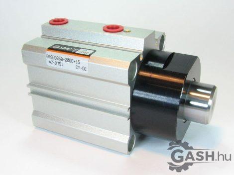 Munkahenger, SMC Pneumatics ERSDQB50-20DE+15 - ERSDQB5020DE+15