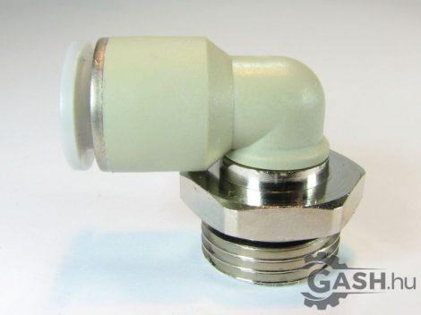 Dugaszolható menetes L gyorscsatlakozó, Easun AGPL10-G04