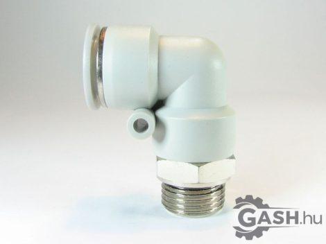 Dugaszolható menetes L gyorscsatlakozó, Easun AGPL16-G04 - QSL-3/8-16