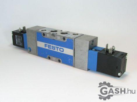 Mágnesszelep, Festo 19138 MVH-5/3G-1/4-B