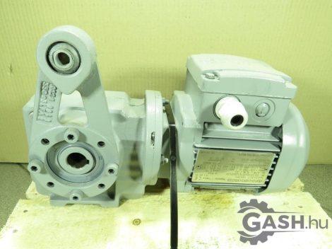 Hajtóműves motor, SEW-Usocome SA37/T DR63M4