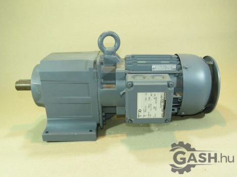 Hajtóműves motor, Bauer BG20-11W / D08LA4-TF-D