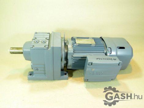 Hajtóműves motor, SEW-Eurodrive R47 DRS80M4BE2