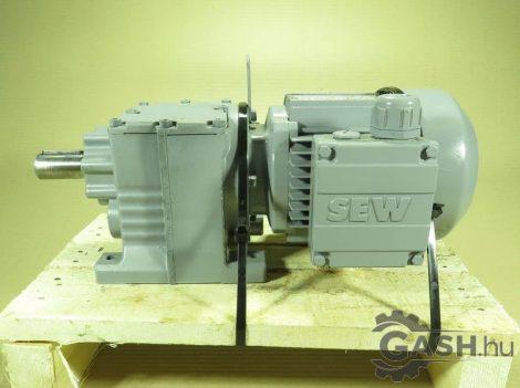 Hajtóműves motor, SEW-Eurodrive R27 DT71D4