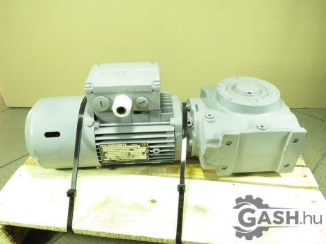 Hajtóműves motor, SEW-Eurodrive SA57/T DT80K4/BMG