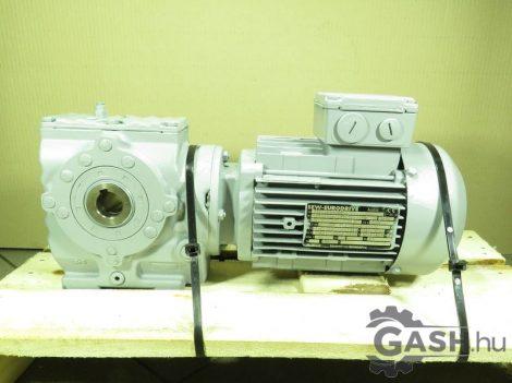 Hajtóműves motor, SEW-Eurodrive SA47/T DT80K4