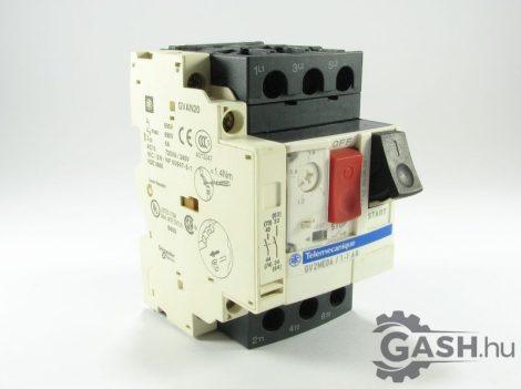 Motorvédő megszakító, Schneider Electric GV2ME06/1-1,6A GVAN20