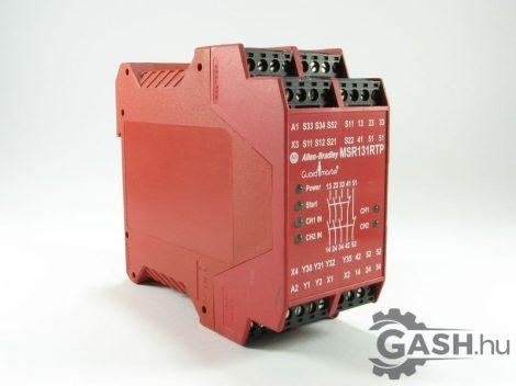 Biztonsági relé, Allen-Bradley MSR131RTP