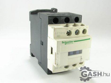 Védőrelé, Schneider Electric LC1D12BD