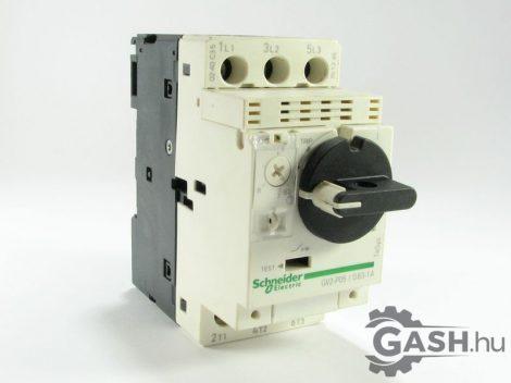 Motorvédő megszakító, Schneider Electric GV2-P05/0,63-1A