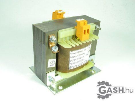 Transzformátor, Terminál Elektro Kft T200VA