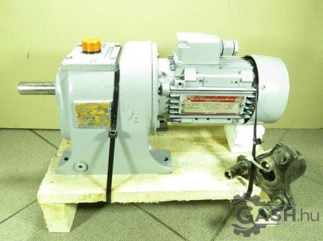 Hajtóműves motor, Hawker Siddeley D71GD ESR1