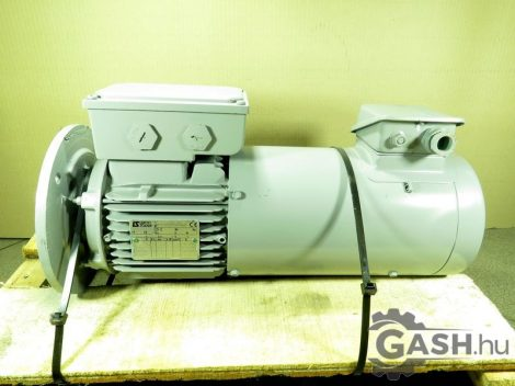 Villanymotor , Leroy Somer LSMVR-80LT hűtőmotorral