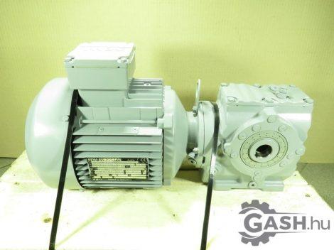 Hajtóműves motor, SEW-Eurodrive SA47/T DT90S4