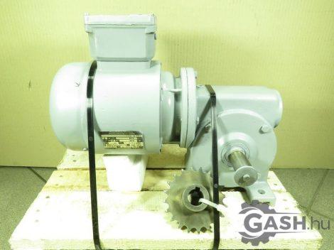 Hajtóműves motor, Obermoser Motorenfabrik D76 R Sch 0 D76RSch0 lánckerékkel