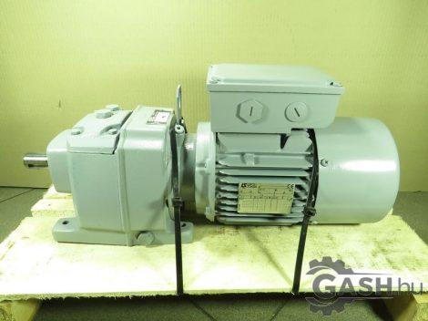 Hajtóműves motor, Leroy Somer LSMVR-80LT CB3133SB3