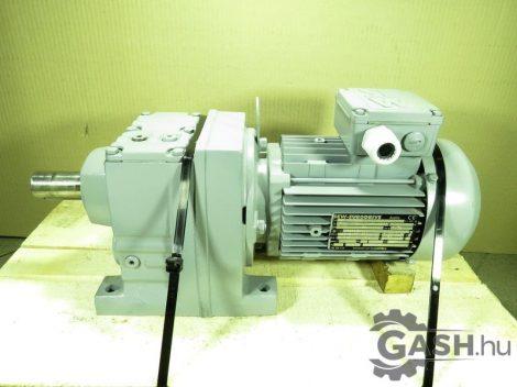 Hajtóműves motor, SEW-Eurodrive R47 DT80K4