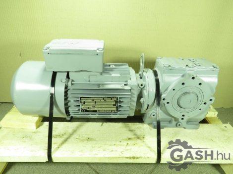 Hajtóműves motor, SEW-Eurodrive SA47/T DT80K4/2/BMG