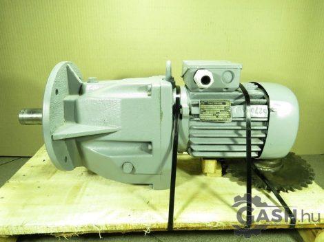 Hajtóműves motor, VEB Elmo ZG2 KMRB 71 K4