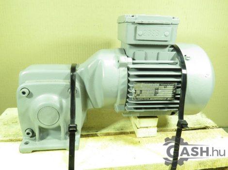 Hajtóműves motor, SEW-Eurodrive S30 DT71D4