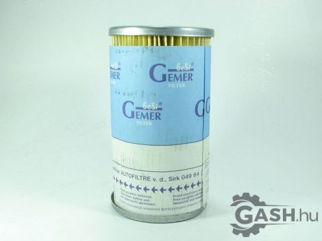 Hidraulika szűrő, Gesi Gemer H 22 (292413962063)