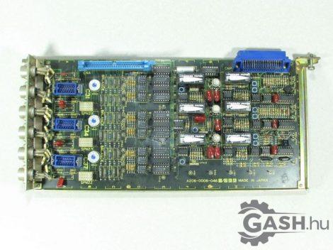 CNC áramköri alaplap, Fanuc A20B-0008-0461/04A A350-0008-T464/02
