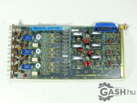 CNC áramköri alaplap, Fanuc A20B-0008-0461/03A A350-0008-T464/02