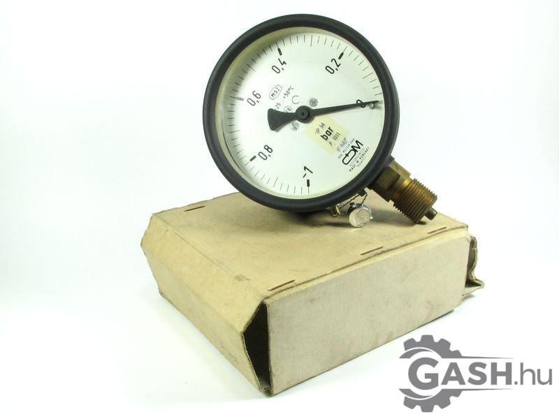 Nyomás és vákuummérő