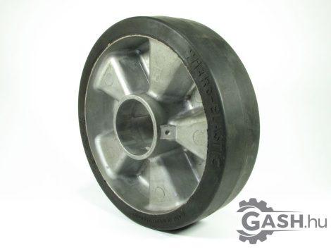 Tömör gumis kerék, Wicke 200/50-170 fekete
