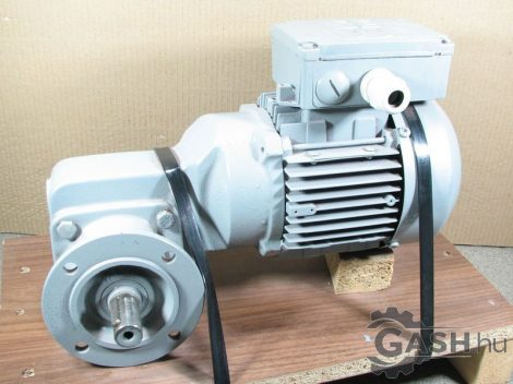 Hajtóműves motor, SEW-Eurodrive SF30 DT71C4BN05 peremes szöghajtás